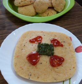 Plate Idli Recipe