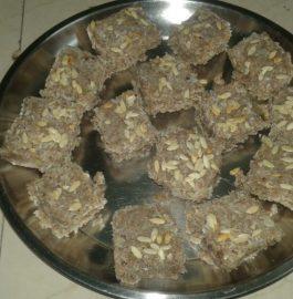 Panchmeva Barfi Recipe
