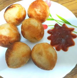 Bread Pakoda Recipe