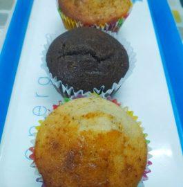 Chocolate Chip And Vanilla Muffins Recipe