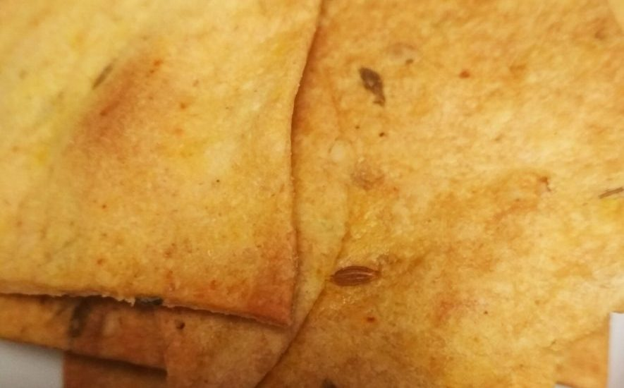 Healthy Wheat Crackers Recipe