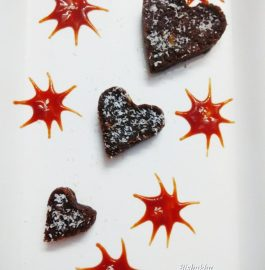 Coconut Chocolaty Hearts Recipe