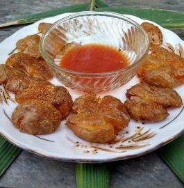 Aloo Tuk Recipe