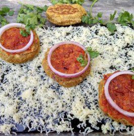 Shami Kabab | Kale Chana Ka Kabab Recipe