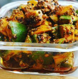 Kerry (Kacche Aam) Ka Achaar| Raw Mango Pickle | 5 minute recipe