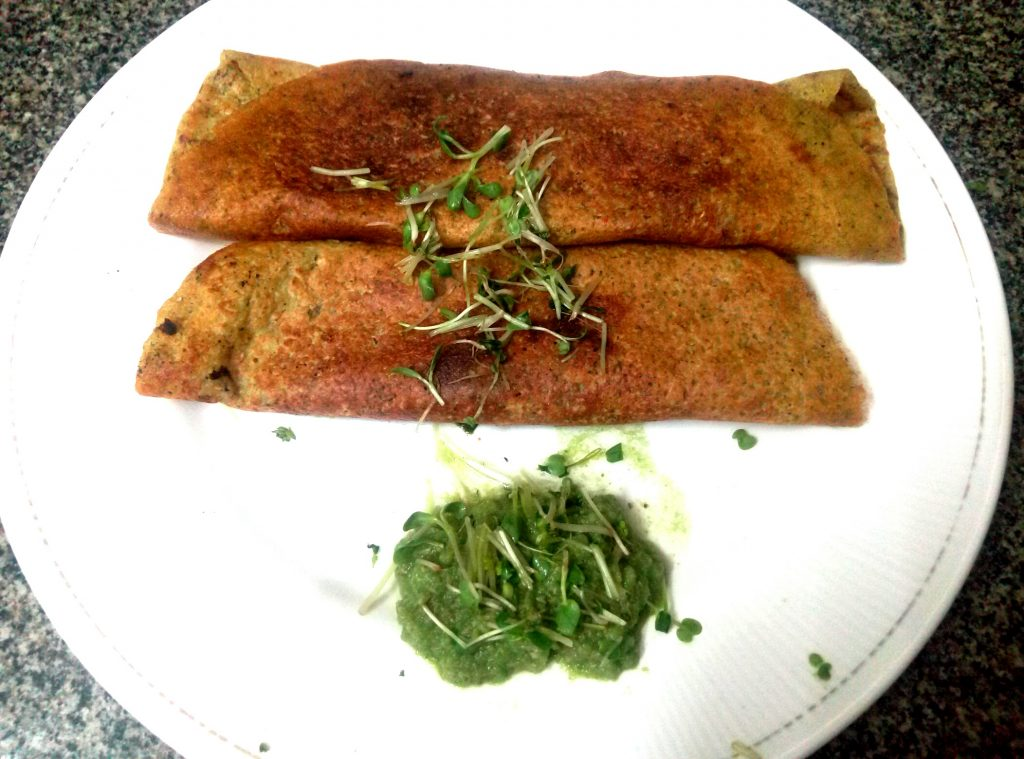 Mix Dal Dosa/Adai Recipe