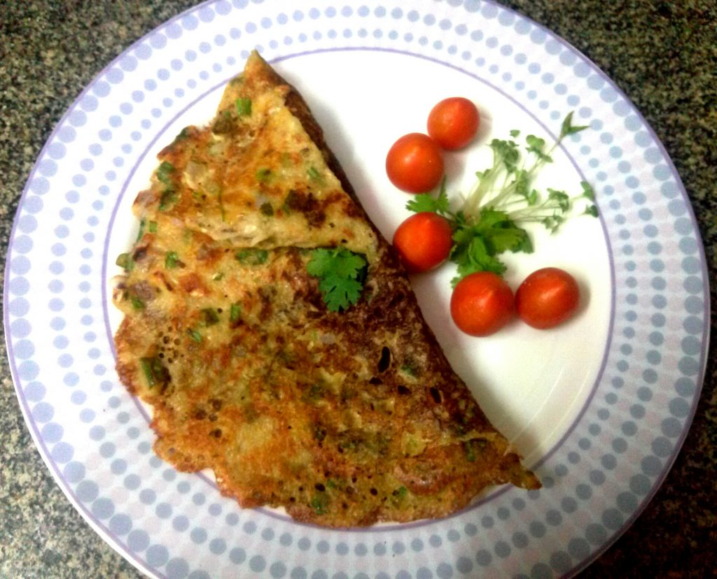 Rava Onions Dosa Recipe