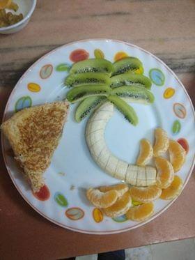 Fruit Jam Sandwich Recipe