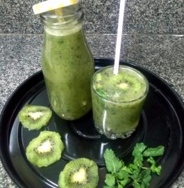 Kiwi Mint Punch Exotica Recipe