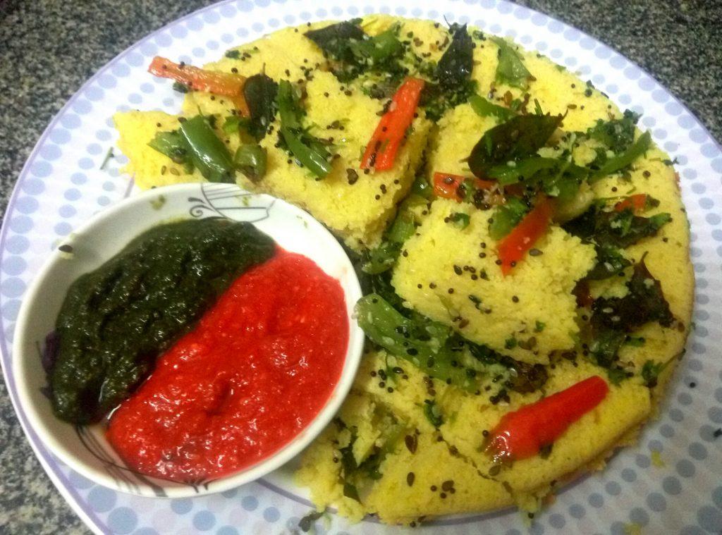 Instant Khaman Dhokla Recipe