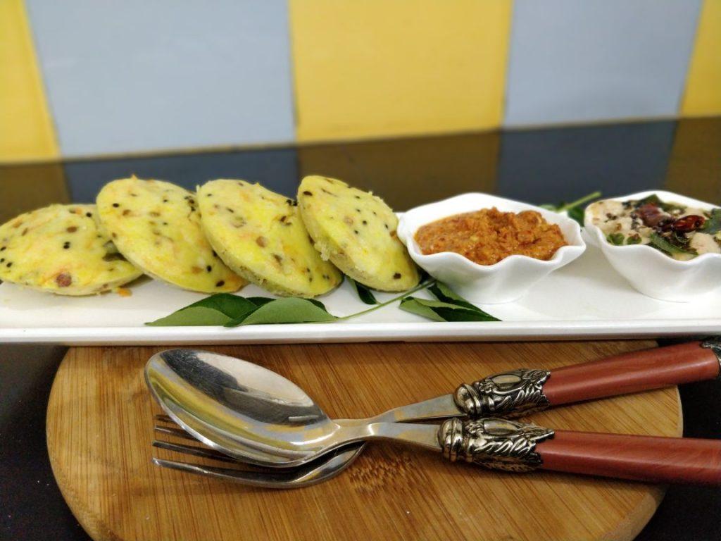 Kanchipuram Idli Recipe