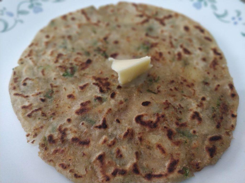 Punjabi Aloo Da Paratha Recipe