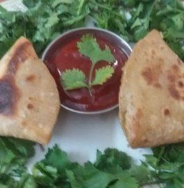Rotisa | Roti Samosa Recipe