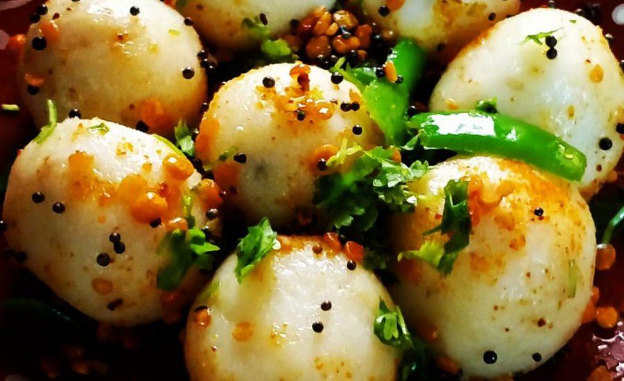 Semolina Balls Recipe