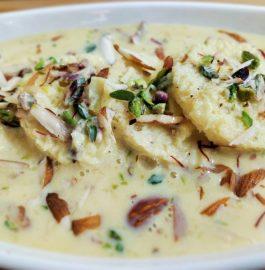 Bread Rasmalai in 15 minutes | Microwave Recipe