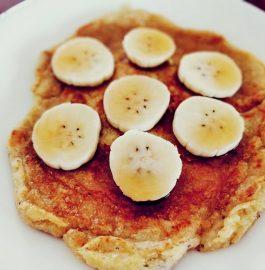 Oatmeal Banana Pancake Recipe