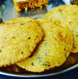 Aloo Masala Poori Recipe