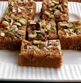 Peanut Barfi | Instant Recipe