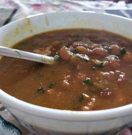 Punjabi Rajma Curry Recipe