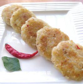 Aloo Tikki - Vrat Special Recipe