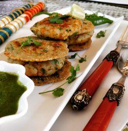 Falhari Sandwich Recipe
