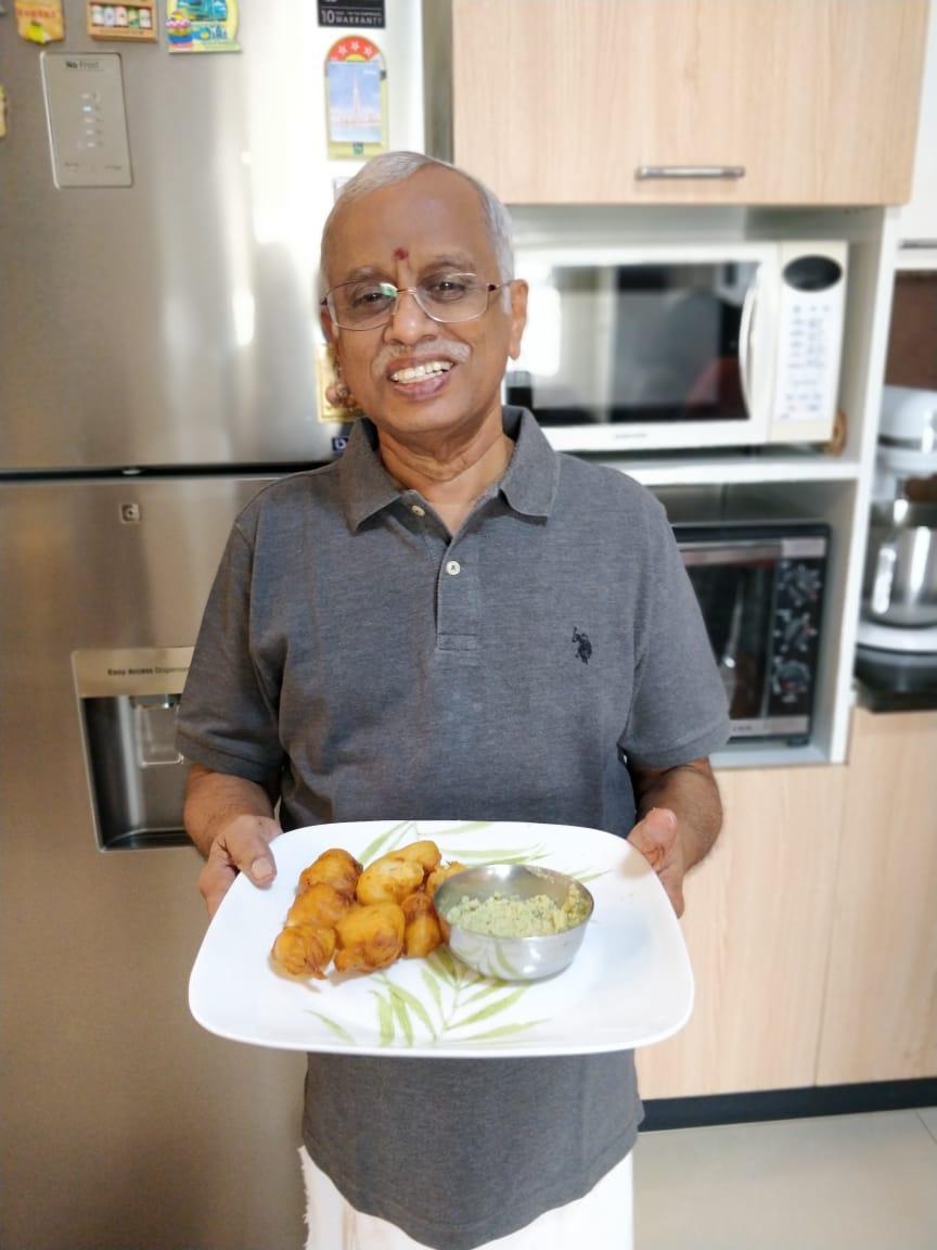 Goli Bhajji Recipe