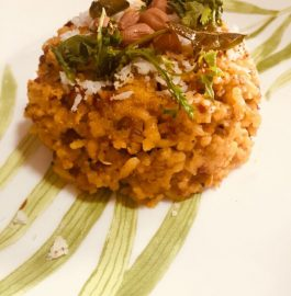 Tamarind Poha | Huli Avalakki Recipe