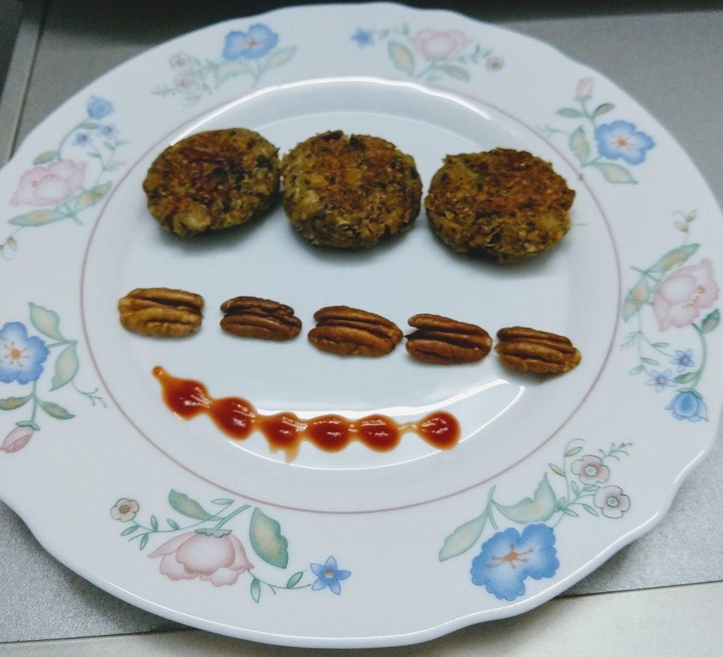 Quinoa Pecan Pattice Recipe