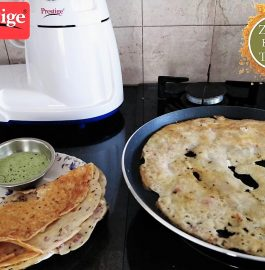 Rava Onion Dosa - Instant Recipe