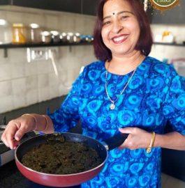 Sarson Ka Saag Recipe